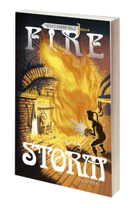 Book Cover: Fire Storm